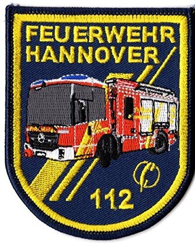 Feuerwehr Hannover HLF20 (8X 10 cm), Sammlerabzeichen limitiert