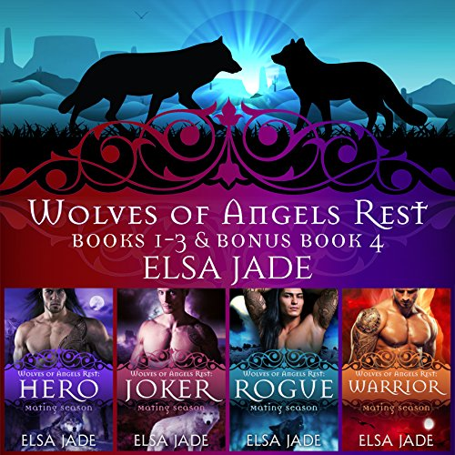 Wolves of Angels Rest: Books 1-4: A Box Set Collection (English Edition)