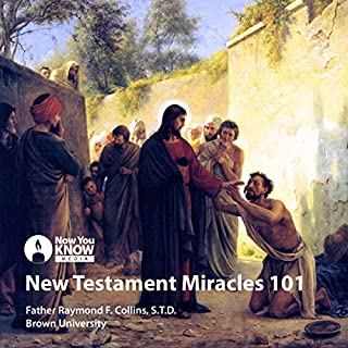 New Testament Miracles 101 audiobook cover art