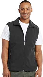 Knocker Men's Polar Fleece Zip Up Vest
