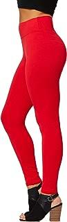 Best ladies red leggings Reviews