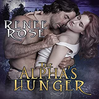 The Alpha's Hunger audiobook cover art