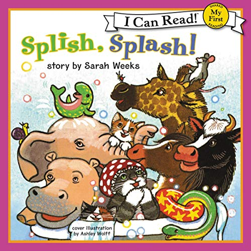 Splish, Splash!  By  cover art