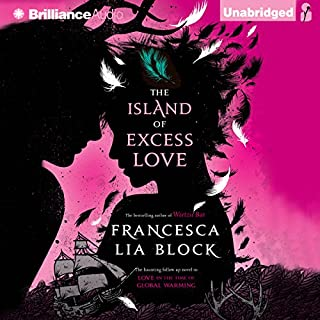 The Island of Excess Love audiobook cover art