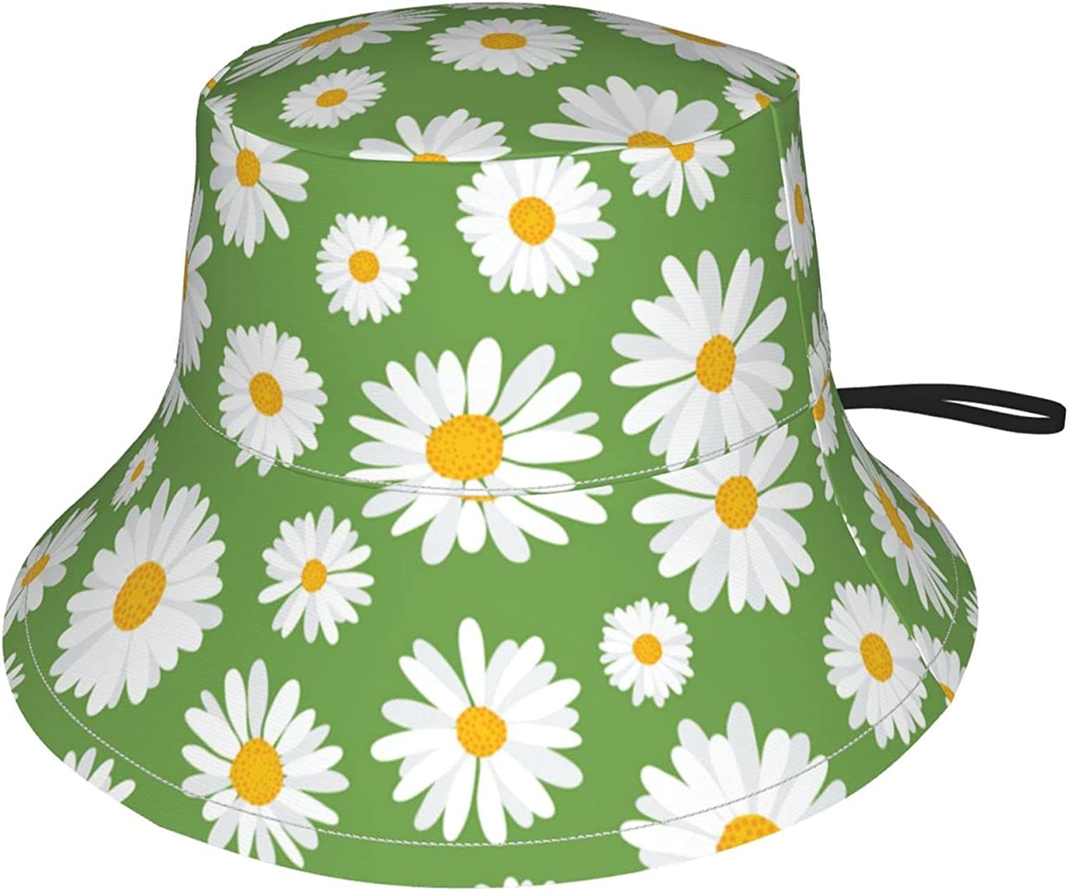 Daisy Kids Bucket Hat Adjustable Toddler Max 49% OFF for Play 40% OFF Cheap Sale Kid Summer