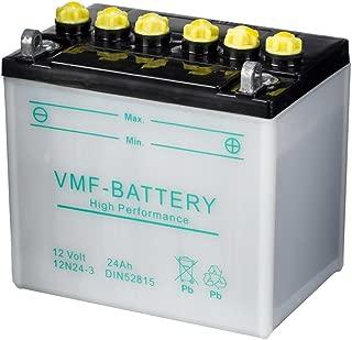 VMF Powersport Batería para motocicleta 12 V 24