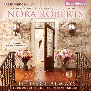 The Next Always audiobook cover art