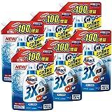 【Amazon.co.jp 限定】【ケース販売】アタック 3X(抗菌・消臭・洗浄もこれ1本で解決!)詰め替え 大容量 1320g(100g増量)*6個