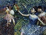 Artland Alte Meister Premium Wandbild Edgar Degas Bilder