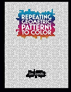 Repeating Geometric Patterns to Color