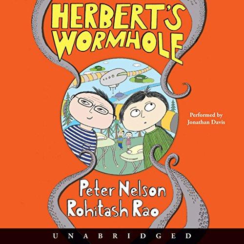 Herbert's Wormhole audiobook cover art