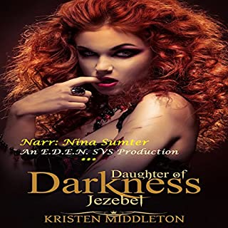 Jezebel, Daughter of Darkness audiobook cover art