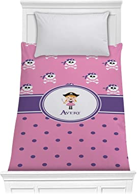 RNK Shops Pink Pirate Comforter - Twin XL (Personalized)