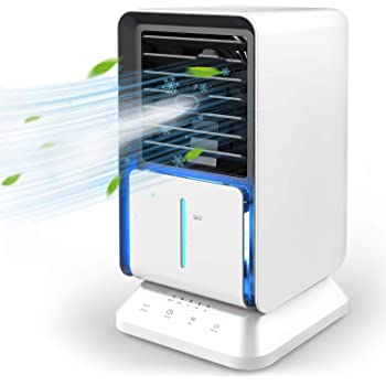 Amazon.com: 2020 Rechargeable Water-cooled Air Conditioner ...