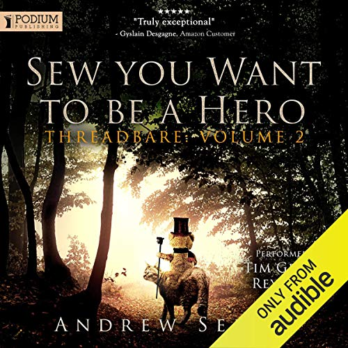 Sew You Want to Be a Hero Titelbild