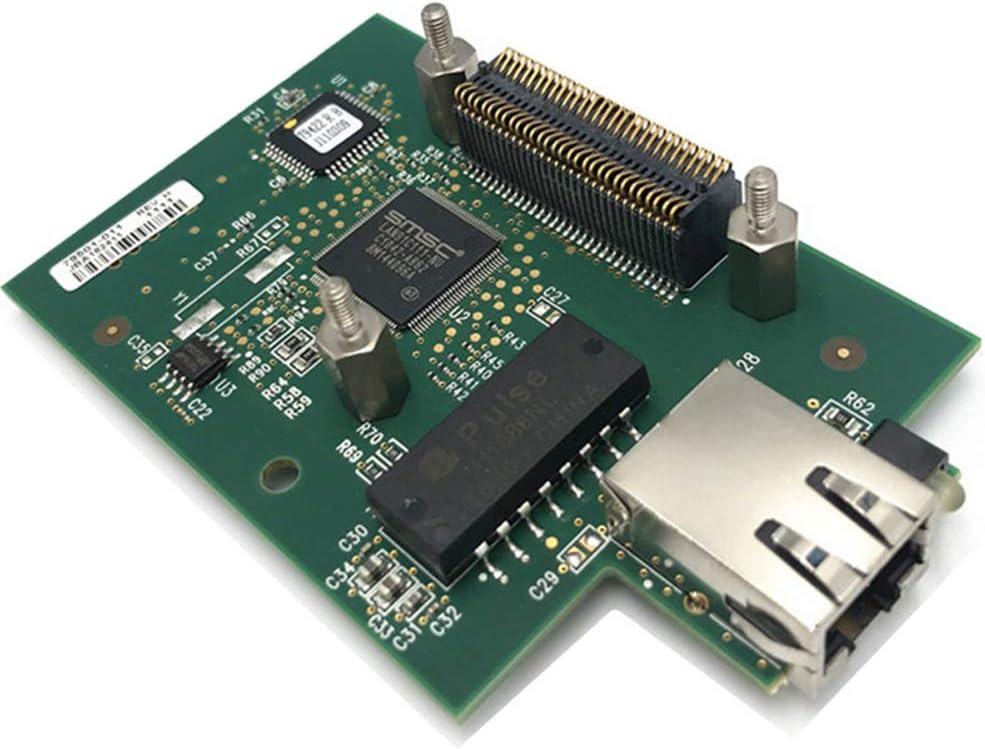 Internal Print Server Network Card for Zebra ZM400 ZM600 105SLPLUS Xi4 Series Thermal Printer 79823 79501-011