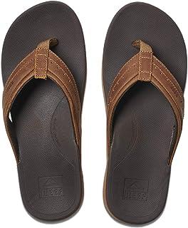 Leather Ortho-Spring Flip-Flop