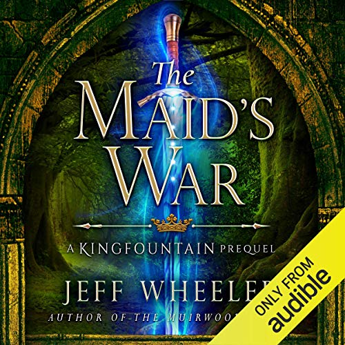 The Maid's War  By  cover art