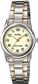 Casio Casual Watch Analog Display Japanese Quartz for Women LTP-V001SG-9B
