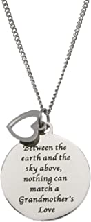 Best grandma necklace you can add to Reviews
