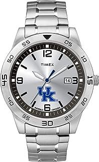 Timex Men's Kentucky Wildcats UK Watch Citation Steel Watch