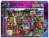 Ravensburger - Biblioteca de fantasía, Puzzle de 1000 Piezas (19417 9)