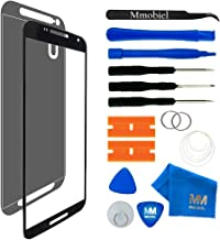 MMOBIEL Front Glass Replacement Compatible with Motorola Moto X 2nd Gen (Black) Display Touchscreen incl Tool Kit