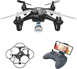hubsan mini drone with camera