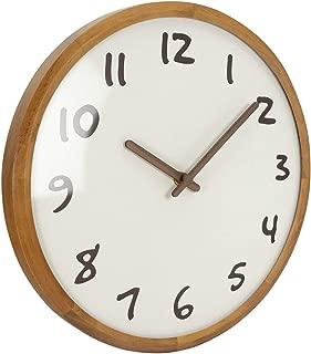 Best wall clock glass Reviews