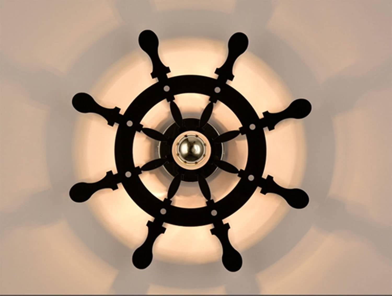 LightSeiEU Modernes unbedeutendes Wohnzimmer Lampe Schlafzimmer Lampe Gang Treppe personalisierte Studie Lampe Beleuchtung Schatten kreative Wand