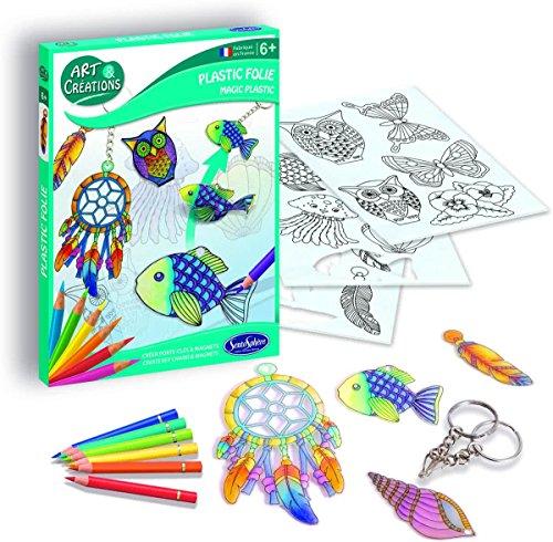 Sentosphère-AC Plástico mágico, Color Unisex 2082