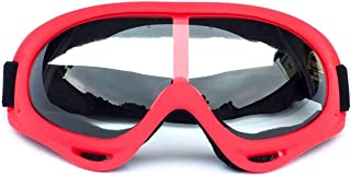 Aooaz TPU PC Outdoor Sports Glasses Motorcycle Sandblast Riding Glasses Ski Glasses Helmet Goggles