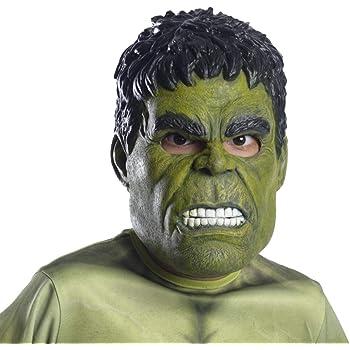 Rubie's Marvel: Avengers Endgame Child's Hulk 3/4-Mask