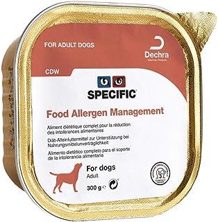 Specific CDW Food Allergy Management Pâté pour Chien 6 x 300 g