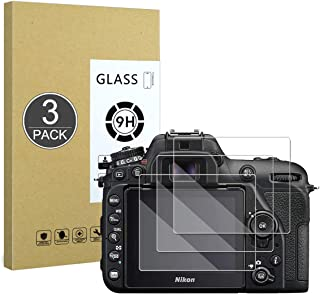 Antirreflejo Protector de pantalla para protección de película de vidrio mate Nikon D7500