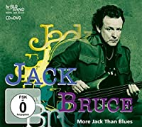 More Jack Than Blues (CD +DVD) by Jack Bruce