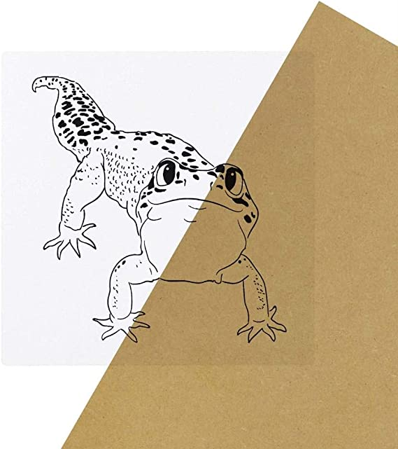 Stickers 24 x 40mm Runden /'Fennec/' Aufklebern SK00010474