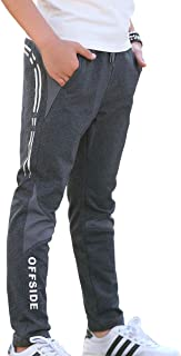 CNMUDONSI پیراهن شلوار برای پسران شلوار آهسته آهسته دویدن لباس های بزرگ نوجوانان 8-16