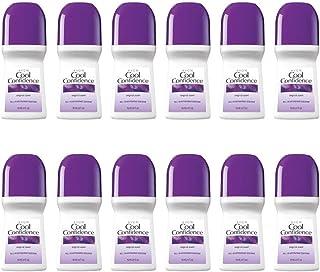 Avon Deodorant Bonus Size Pack of 12 (COOL CONFIDENCE ORIG)