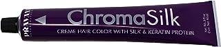 (3 Dark Brown) - PRAVANA ChromaSilk Creme Hair Colour with Silk & Keratin Protein, 3 Dark Brown