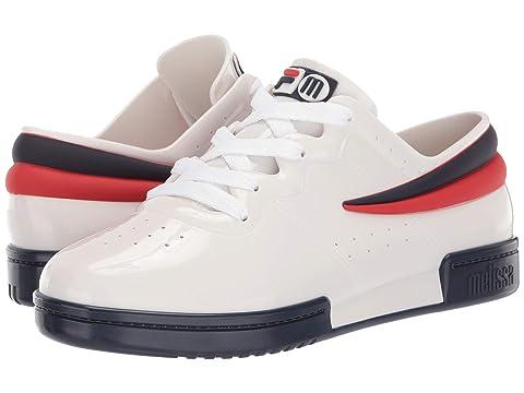 + Melissa Luxury Shoes x Fila Sneaker