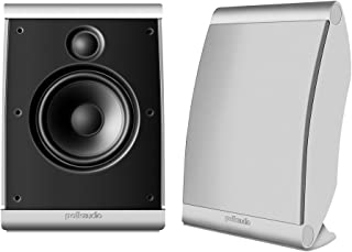 Polk Audio OWM3 On-Wall Speaker (Pair, White)