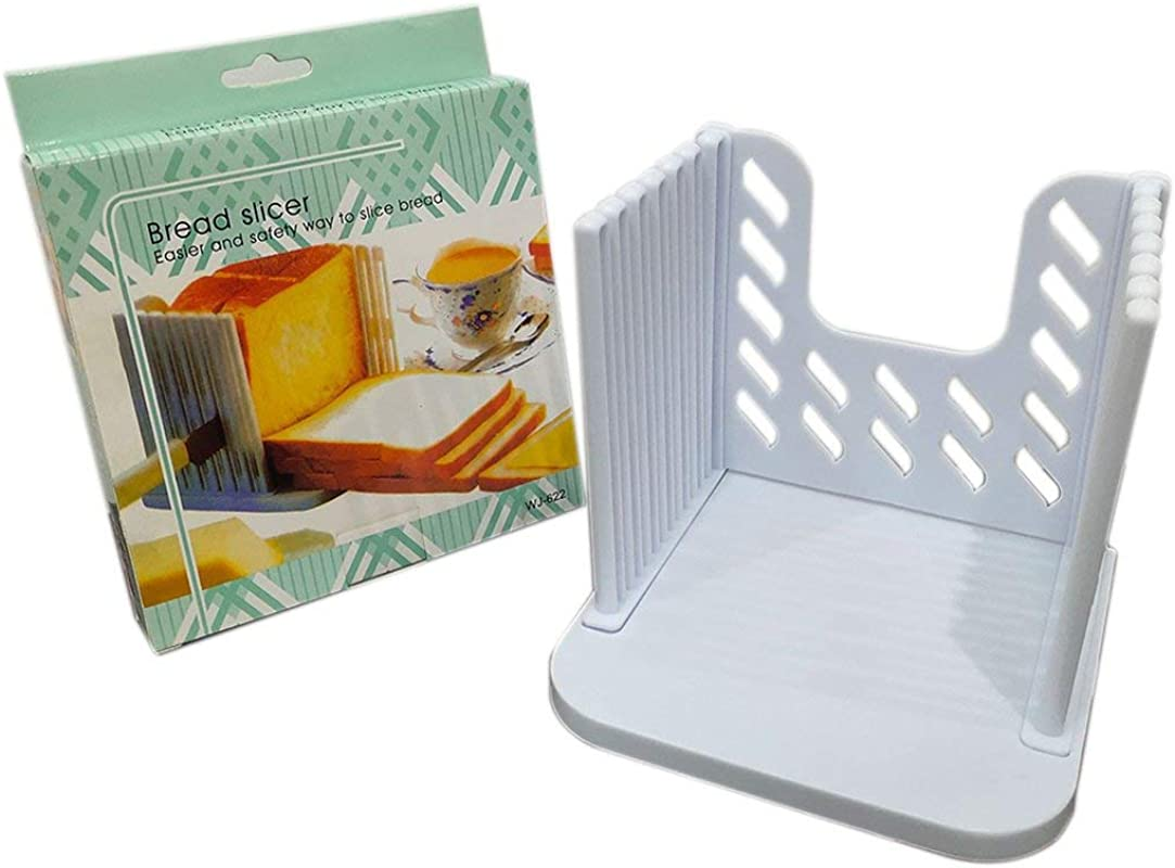 Kitchen Gadget Bread Slicer Toast Slicer Cake Slicer Bread Slicer Cutting Shelf Plastic Cake Bread Cutter Kitchen Accessoires