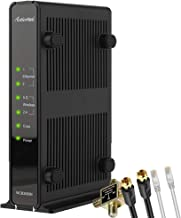 Actiontec Fast Single Dual-Band Wireless WiFi Network Extender Dual 2.4 GHz and 5 GHz - FFP Packing Kit