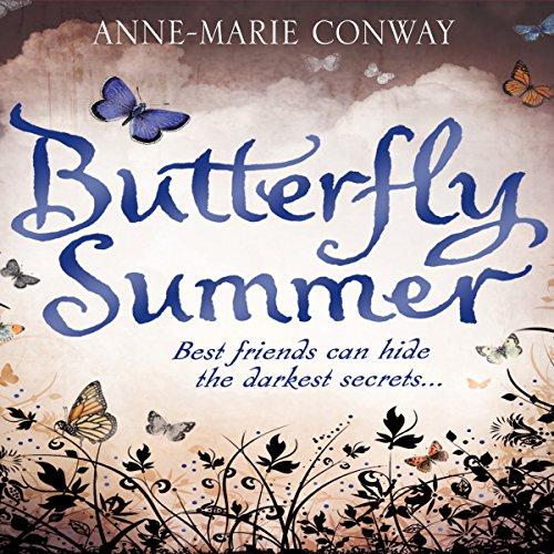 Butterfly Summer audiobook cover art