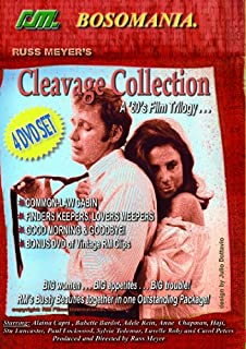 Russ Meyer's Cleavage Collection Set