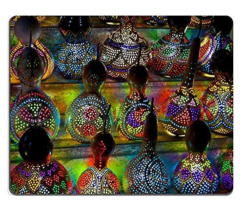 Luxlady Gaming Mousepad IMAGE ID: 22182795 Turkse Lampen op de markt in Istanbul Turkije