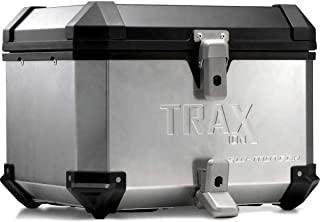 SW-Motech TRAX ION 38 Liter Top Case (Silver)