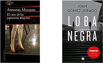El caso de las japonesas muertas (ALFAGUARA NEGRA)+Promoción fragmento de la novela Loba Negra (No venal)