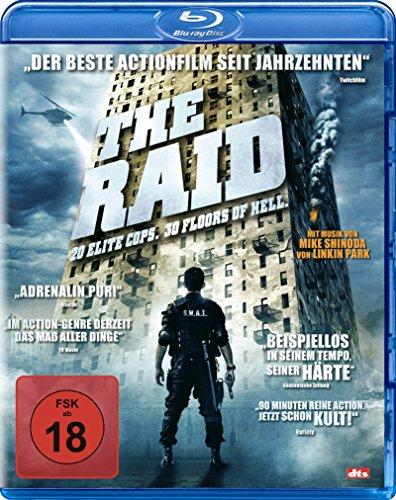 The Raid [Blu-ray]